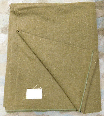 U.S. M-1934 Wool Blanket with Label