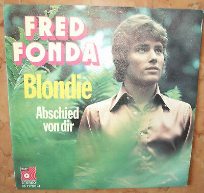 "Fred Fonda 7"" Blondie"