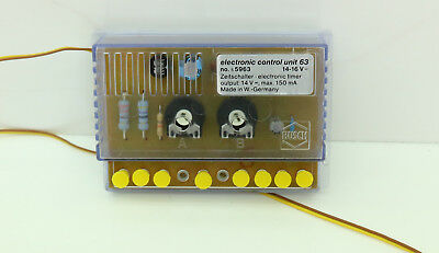 H0 - BUSCH--5963....electronic control...OVP  / 4 V 249