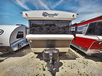 2018 Terry Classic V22 Front Kitchen retro light weight travel trailer