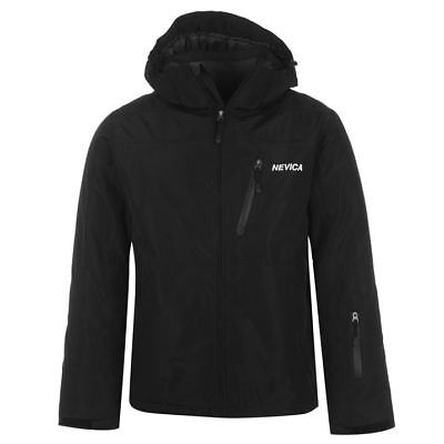 SKI JACKET Mens NEVICA Proper Technical Skiing Coat Sizes M, L & XL NEW withTags