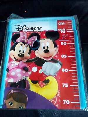 Disney Junior Height chart New in pack