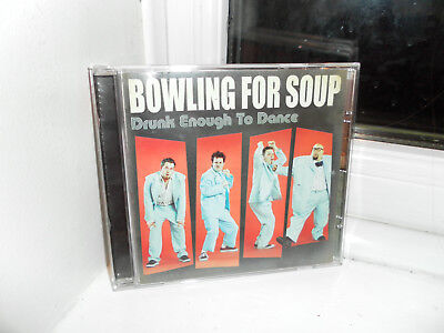 Bowling For Soup Drunk Enough To Dance Cd 3 00 Picclick Uk
