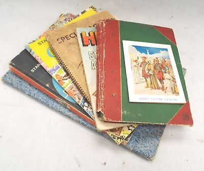 Large Collection of Approx 4000x Vintage Stamps in 6x Albums - S23
