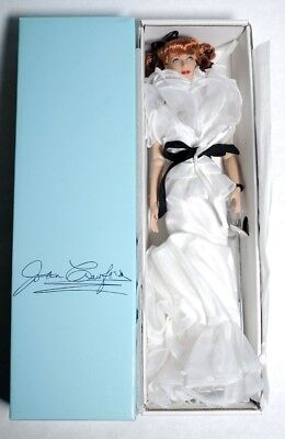 P632. Hollywood Starlet JOAN CRAWFORD TONNER DOLL Limited Edition (2008)