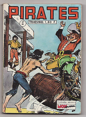 PIRATES N°46 mai 1972 MON JOURNAL