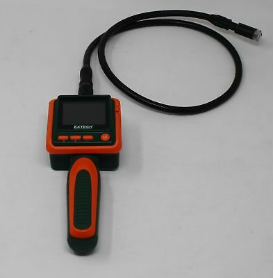"Extech BR70 Video Borescope Inspection Camera 2.4"" LCD Monitor *Tested* (710)"