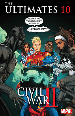 The Ultimates #10 (NM)`16 Ewing/ Rocafort