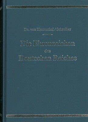 Honor Awards of the German Reich, 1942 - Massive book, Germany & States Medals