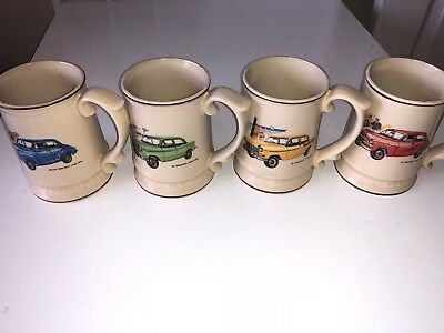 1970s Webb Unique Holden Mug Collection - Collector's Item
