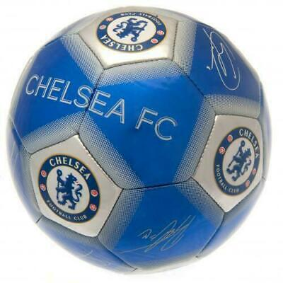 Chelsea F.C Signature Football - Size 5, Birthday,Xmas,Gift,Official Merchandise