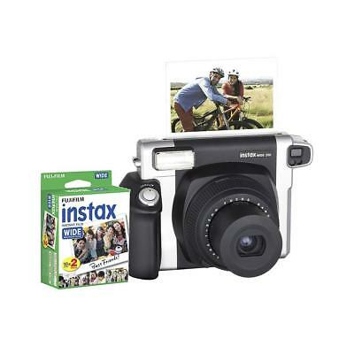 Fujifilm INSTAX Wide 300 Instant Film Camera With Instax Wide Instant Color Film