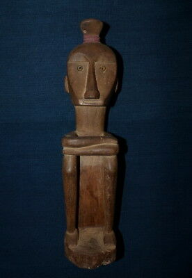 Ancestor Figure From The South Moluccas Islands