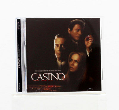 Casino - Music From The Motion Picture - Music CD Album - Good Condition
