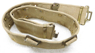 Original British P37 Web Belt