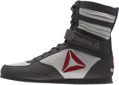 Reebok Combat Mens Boxing Boot - Grey