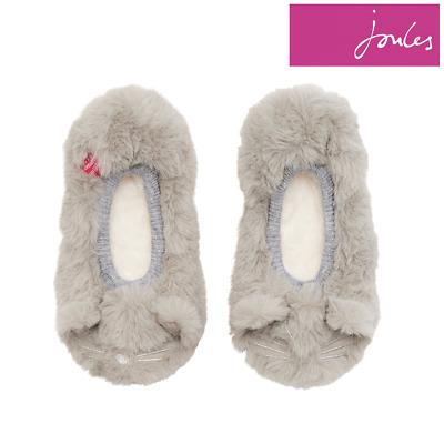 Joules Jnr Pippie Character Ballet Slippers (Z)