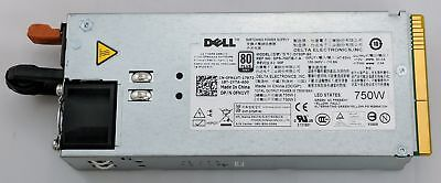 Dell PowerEdge R510 750W Platinum Power Supply FN1VT Hot Plug Swappable