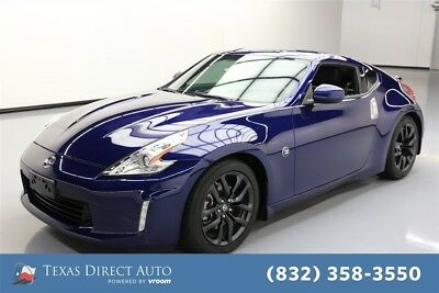 2016 Nissan 370Z Touring 2dr Coupe 6M Texas Direct Auto 2016 Touring 2dr Coupe 6M Used 3.7L V6 24V Manual RWD Coupe