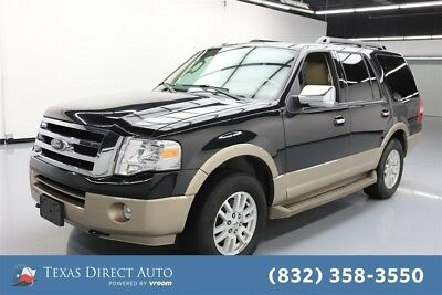 2014 Ford Expedition 4x4 XLT 4dr SUV Texas Direct Auto 2014 4x4 XLT 4dr SUV Used 5.4L V8 24V Automatic 4WD SUV