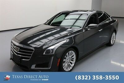 2016 Cadillac CTS Performance Collection RWD Texas Direct Auto 2016 Performance Collection RWD Used 3.6L V6 24V Automatic RWD