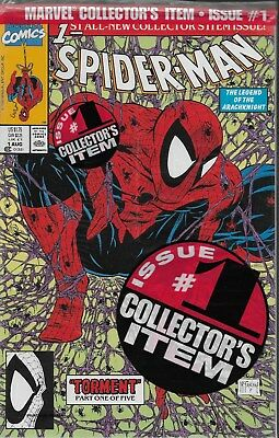 Spider-Man No.1 / 1990 Todd McFarlane / Bagged Collector´s Edition