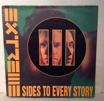 Extreme - III Sides To Every Story (Doppel-LP mit Poster)