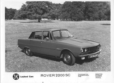 1968 Rover 2200 SC ORIGINAL Factory Photo oac0868