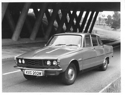 1968 Rover 2200 SC ORIGINAL Factory Photo oac0869