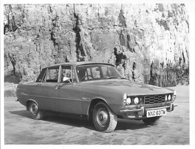 1968 Rover 2200 SC ORIGINAL Factory Photo oac0870