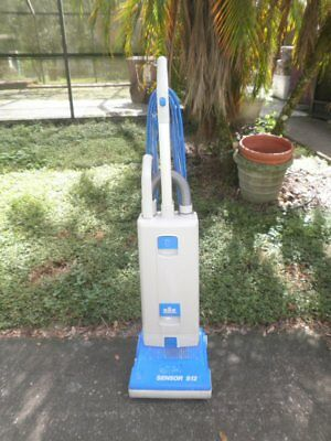 """Windsor Sensor S12 Upright 12"""" Commercial Vacuum Cleaner Vac with Both Tools"""