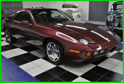 1985 Porsche 928 928S - SUNRROF - ONLY 54K MILES - ABSOLUTELY AMAZING 1985 928 S - TIMING BELT DONE - not 928 gts gts