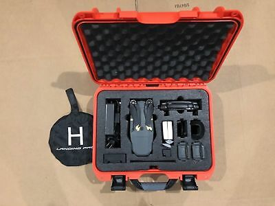 Great Condition DJI Mavic Pro Fly More Combo Package - mint condition