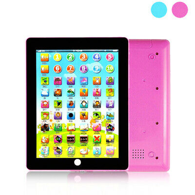 Children Multi-function Gift Learning English Educational Teach Tablet Pad Toy