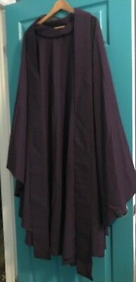 Catholic Priests Solid Purple Chasuble & Stole By The Holy Rood Guild 55""