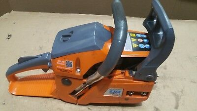 """62cc Petrol Commercial Chainsaw 22"""" Bar E-Start Tree Pruning Chain Saw"""