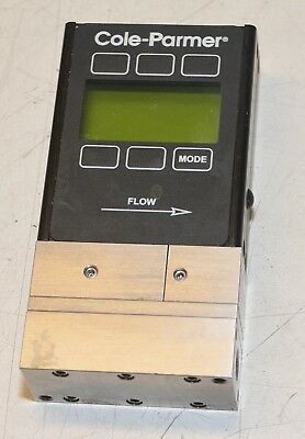 """Cole Parmer 32908-42 Flowmeter for Water 1/8"""" Pipe"""