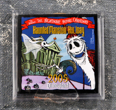 Disneyland 2005 Haunted Mansion Holiday Coin, Oogie Boogie, Nightmare Before