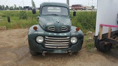 1948 Ford Other Pickups  1948 FORD PICKUP SHORT BOX HALF TON