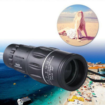 40x60 Monocular Telescope Binoculars Multi Coating Lenses Dual Focus Optic