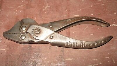 Set Of Ahrem Pliers With Cutter
