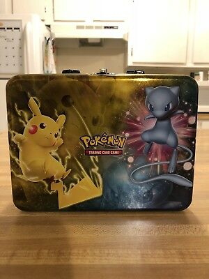 Collectors Edition Tin Pokemon Lunch Box