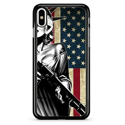 Best Seller Marilyn Monroe Liberty Gun American case for iphone and samsung, etc