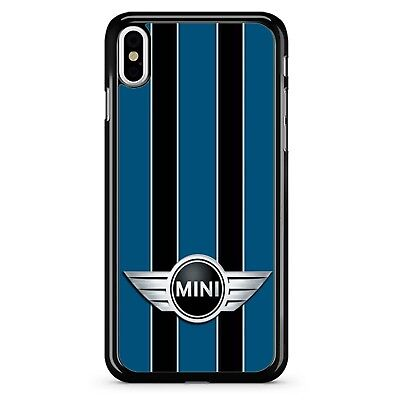Best Seller Mini Cooper Style Laser Blue case for iphone and samsung, etc