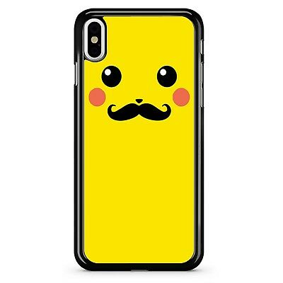 Best Seller pikachu mustachem case for iphone and samsung, etc