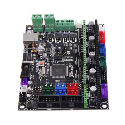 1PC MKS Gen-L V1.0 Control Board With USB Cable For 3D Printer Ramps 1.4