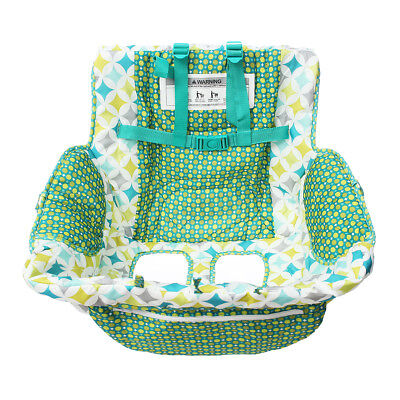 Foldable Baby Shopping Trolley Cart Seat Cushion High Chair Cover Protector AU