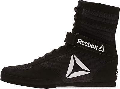 Reebok Combat Mens Boxing Shoes - Black