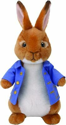 Ty Beanie Babies Peter Rabbit & Friends Collection Plush Soft Toy  8.5 Inch 20Cm