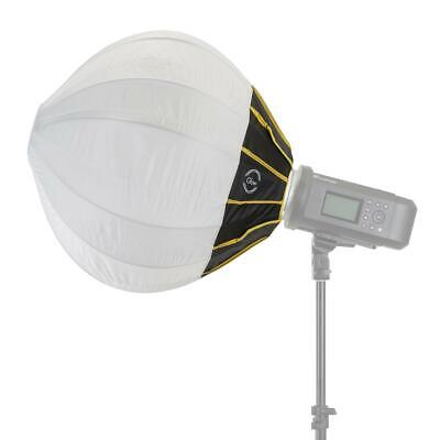 """Glow 20"""" Quick Ball Lantern Softbox With Deflection Disk (Bowens Speed Ring)"""